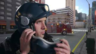 Future of First Response: Vision for Firefighting