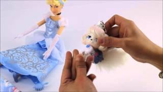 SOO CUTE!!! NEW Palace Pets Pumpkin Walking and Wiggling + Cinderella!