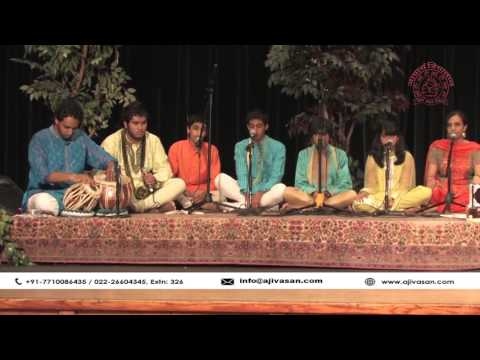 Raag Desh   Suresh Wadkar's Ajivasan Music Academy USA Annual Recital 2011