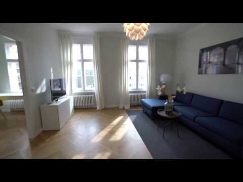 Furnished 3-Room Apartment in Berlin, close to Hauptbahnhof