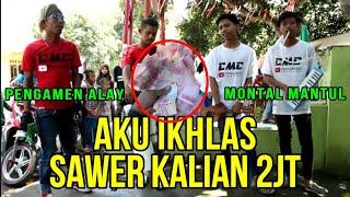 Pengamen alay Duet Maute Pengamen Montal Mantul, Auto Ngakak penonton MP3