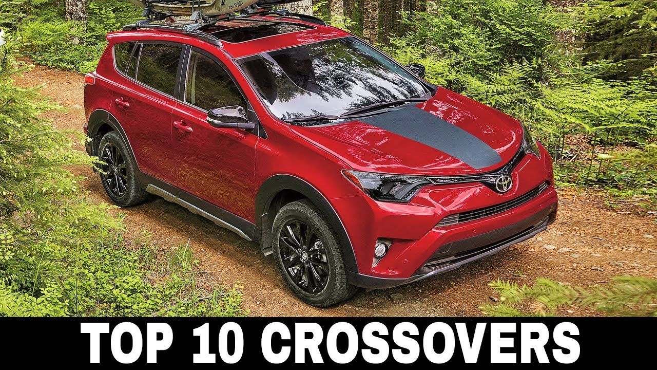 Top 10 Crossover Utility Vehicles Cuvs To For Your Growing Family In 2018
