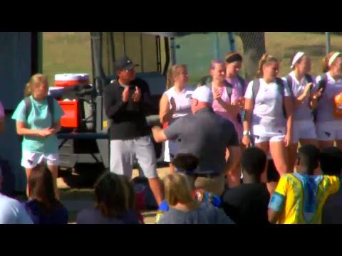 2017 GAC Women's Soccer Championship :  Southwest Oklahoma vs Oklahoma Baptist