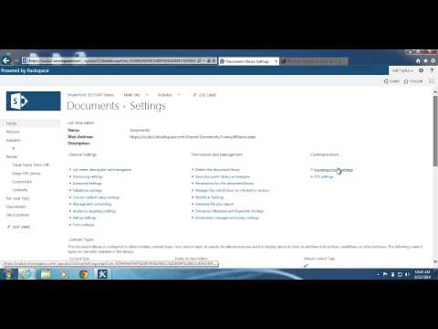 SharePoint 2013: How to Enable Incoming Email on a Document Library