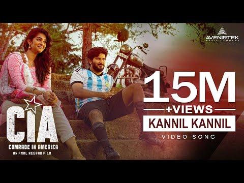 Kannil Kannil Video Song | Comrade In America ( CIA ) | Gopi Sundar | Dulquer Salmaan
