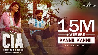Kannil Kannil Nokkum Video Song HD Comrade In America ( CIA ) | Gopi Sundar, Dulquer Salmaan