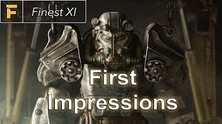 Fallout 76 First Impressions! PC Beta Day 3