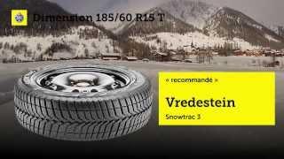TCS test de pneus d'hiver 2013