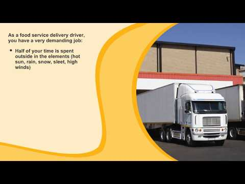 Delivery Driver Safety - Food Service & Distribution Preview
