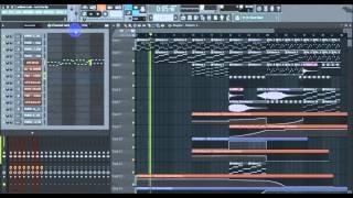 Laidback Luke feat. Trevor Guthrie - Let It Go (FL Studio Remake) (FREE FLP)