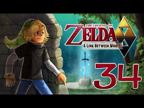 Let's Replay Zelda A Link Between Worlds [German][Helden-Modus][#34] - Held von Hyrule!