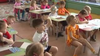 Занятия в детском саду. Детский сад №1 г.Белогорск. Развивающие игры для детей