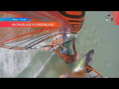 Difference between Racingblade and Speedblade | Monty Spindler Tech Talks