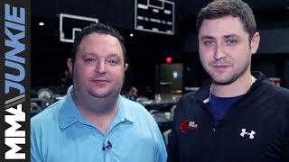 MMAjunkie's John Morgan, Mike Bohn react to UFC on ESPN+ 1 fight night