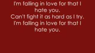 Meaghan Martin - For That I Hate You w/ lyrics