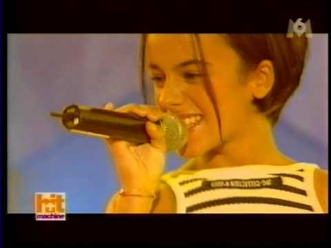 Alizée - Moi...Lolita Live (2000-09-16 - Hit Machine - M6)