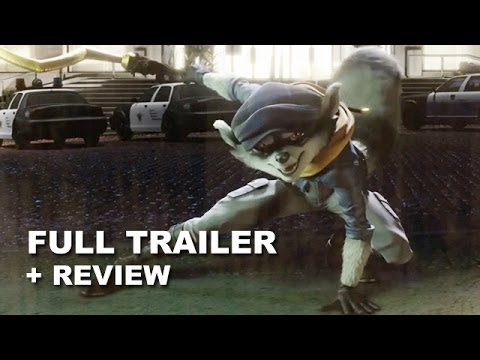 Sly cooper 2016 official movie trailer trailer review hd plus