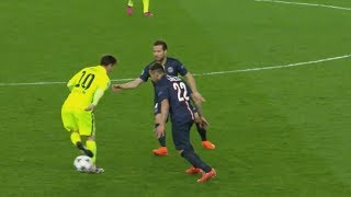 Lionel Messi ● Crazy Backheel Show ● An Underated Messi Skill !!