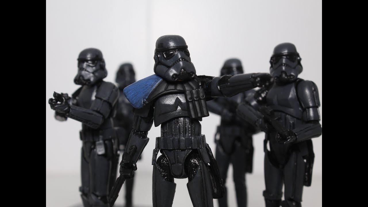 Custom Star Wars Figures - Imperial Rapture Squad