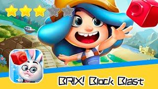 BRIX! Block Blast Walkthrough BRIX! Block Blast Recommend index three stars