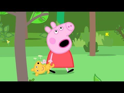 Peppa Pig Nederlands   3 Afleveringen - De Boswandeling #PPNL2018