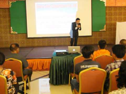 Join and Coin Corporation event in Cambodia