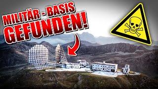 MILITÄR BASIS GEFUNDEN! - LOST PLACES | Fritz Meinecke