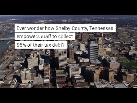 FICO & Shelby County, TN - How Smart Government Agencies Collect Debt