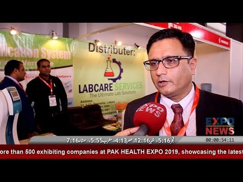 LABCARE SERVICES Lahore : PAK HEALTH EXPO 2019 : Medical Lab Equipment For SALE In Pakistan
