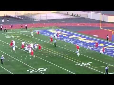 Joe Ferguson RB #34 University of San Diego Highlights