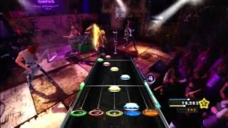 [720P HD] Guitar Hero WOR (Free DLC) - il canto degli italiani (v.GH) - Expert Guitar - 100% FC