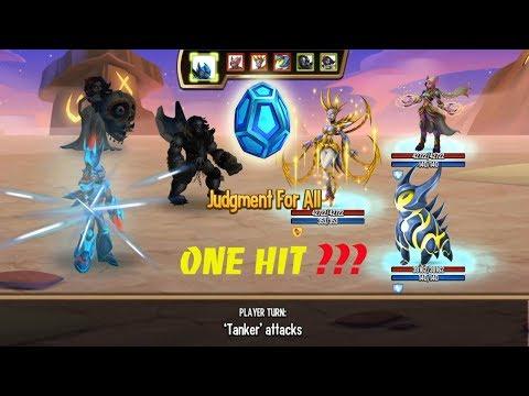 Monster Legends - Super Dan level 1-130 combat arena review with 3Xstreng