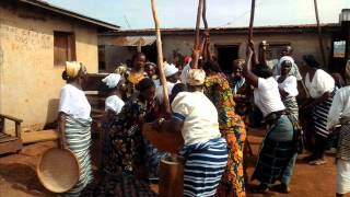 Chanson des femmes yacouba de Gouinteba