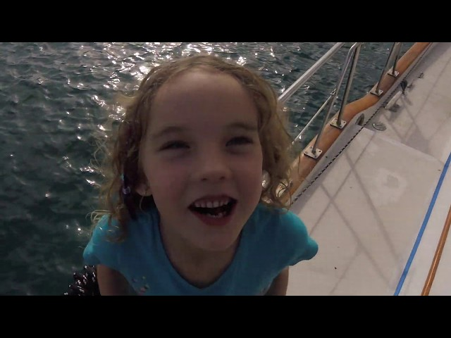 To be a boat kid in the Sea of Cortez -Life off the deep end Ep 3
