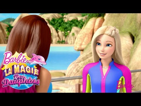 Bande-annonce Barbie La Magie des dauphins | Barbie France streaming vf