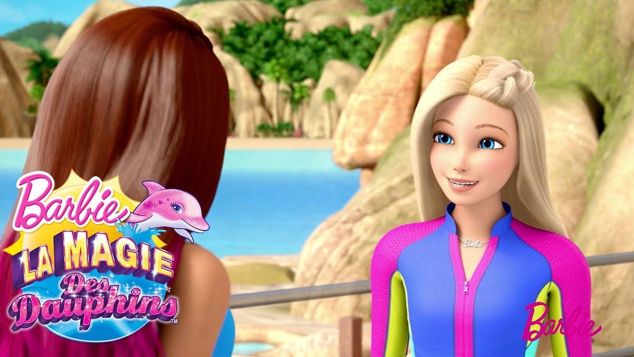 Bande-annonce Barbie La Magie des dauphins | Barbie Français