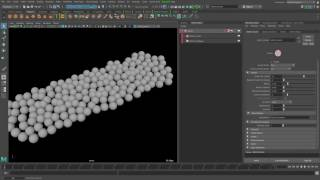 Maya 2017 Update 3: MASH World Node - Cluster