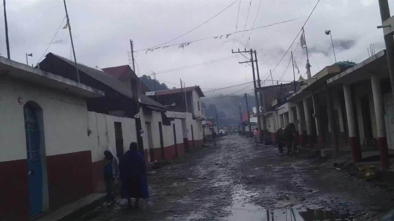 Angahuan City