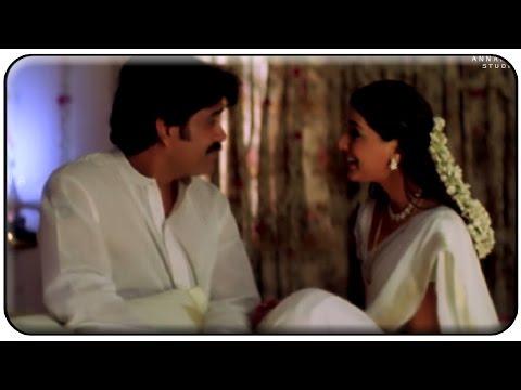 Nagarjuna & Sonali First Night Romantic Love Scene    Manmadhudu Movie