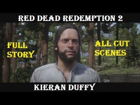 Red Dead Redemption 2 Stories: Kieran Duffy (All Cutscenes)