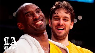 Download Pau Gasol reflects on the loss of his 'brother,' Kobe Bryant Mp3 and Videos