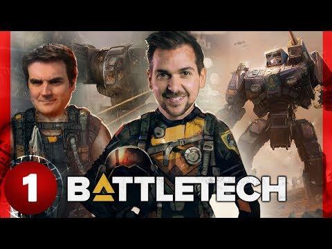Battletech #1 - Training Wheels Program