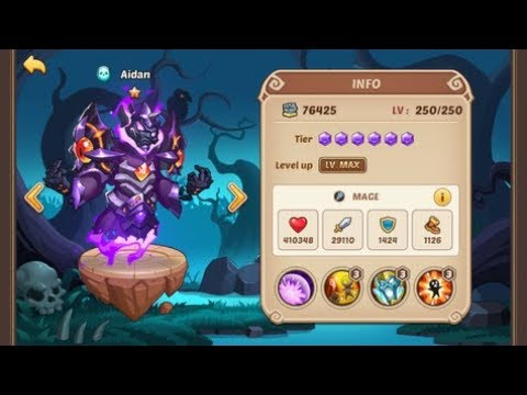 how to get 6 star idle hero