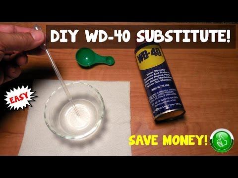 Excellent DIY WD-40 Substitute