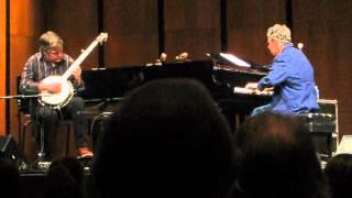 """Waltse for Abby"" - Béla Fleck and Chick Corea (3 of 9)"