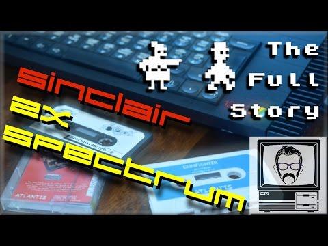Sinclair ZX Spectrum Story - Birth of a Classic   Nostalgia Nerd