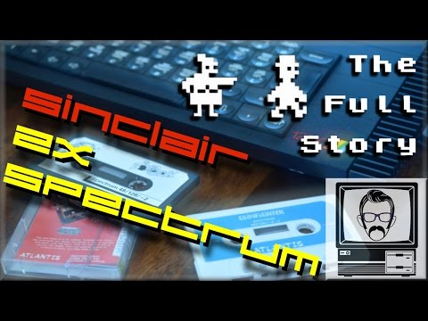 Sinclair ZX Spectrum Story - Birth of a Classic | Nostalgia Nerd