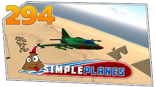 Simple Planes #294 - Schwere Thumbnailentscheidung | Let's Play Simple Planes german deutsch HD