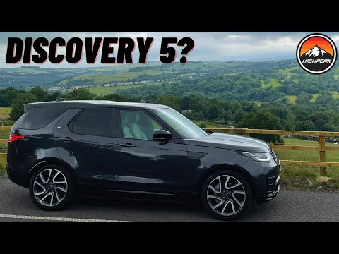 Should You Buy a Land Rover DISCOVERY 5? (Test Drive & Revie