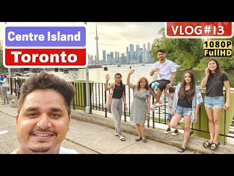 Centre Island Toronto | A family day out | CANADA Vlog 13 | 1080p